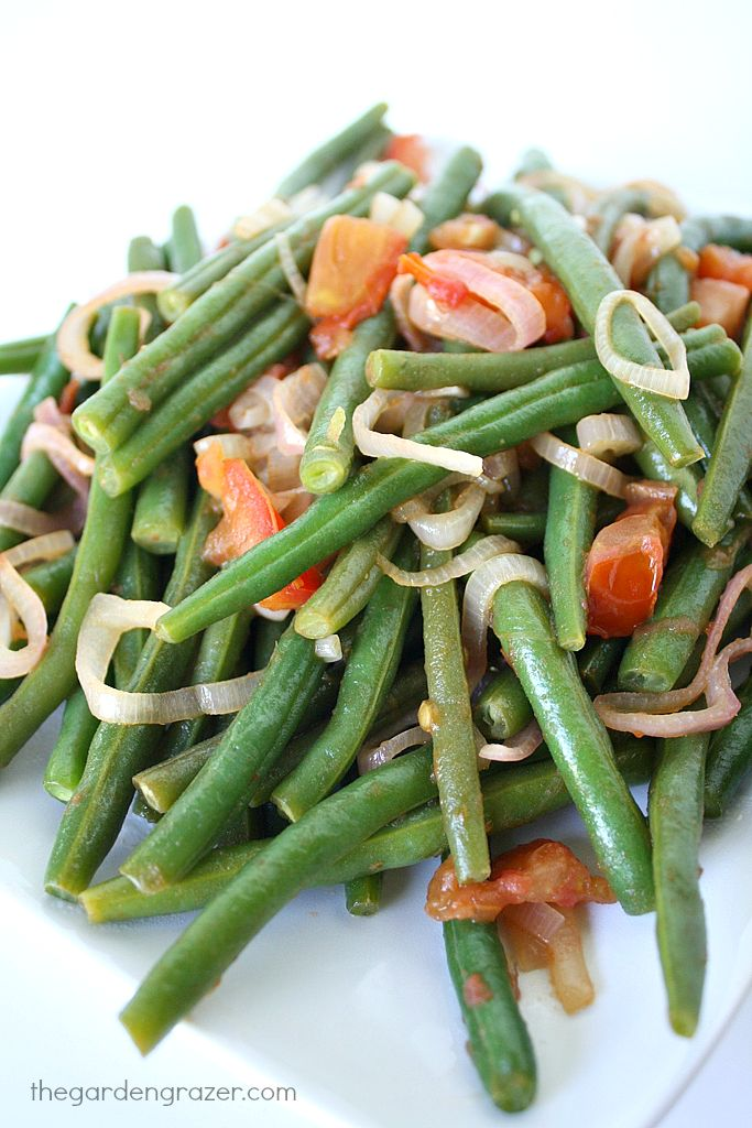 17 best images about side dishes olive oil green beans on for Best green vegetable recipes