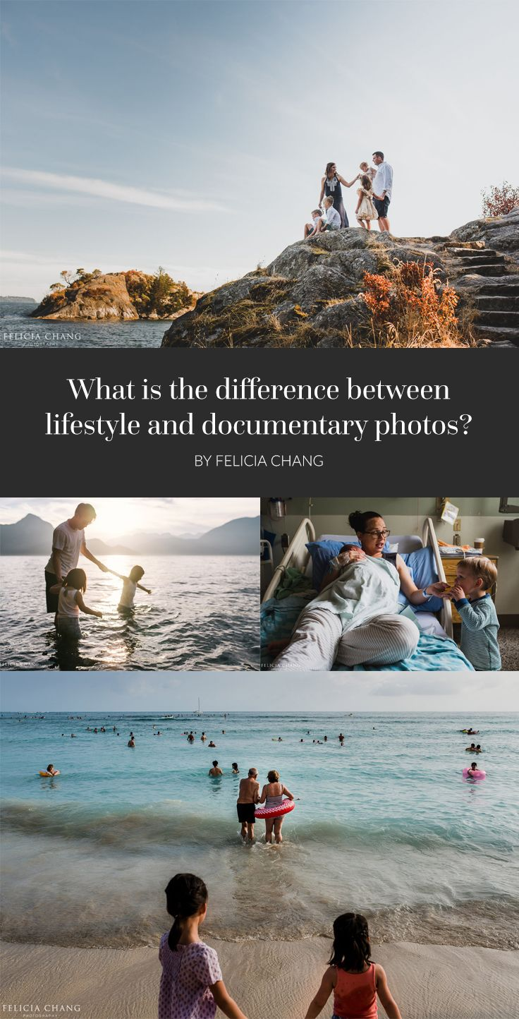I am a documentary photographer. However, being a previous creator of lifestyle…