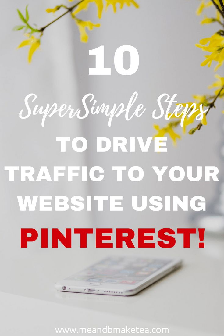 Want to increase traffic to your website or blog using Pinterest? Here are my really simple tips on how i grew my traffic. Pinterest is now my top referrer. Take a look at tips on SEO, how to make pinnable images and more.