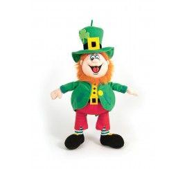 "12"" Finnegan the Irish Leprechaun Soft Toy"