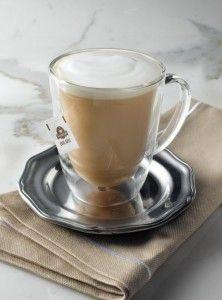 London Fog Tea Latte recipe from Second Cup