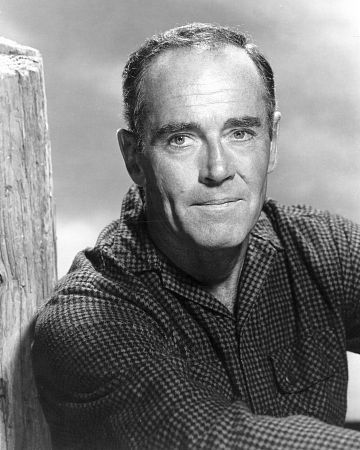 Henry Fonda Spencers Mountain 1963 Warner Bros Old