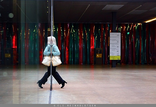 Woman by Eli Reinholdtsen, via Flickr
