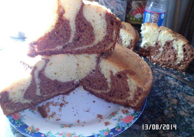 Torta Cebra super facil!!