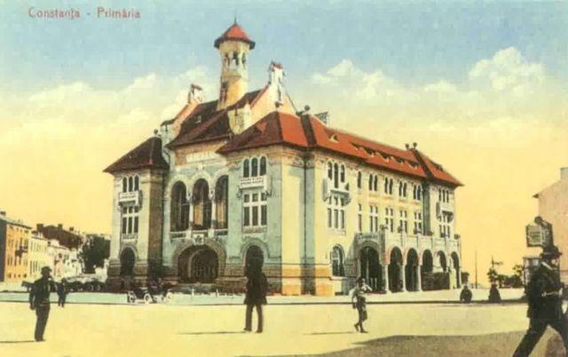 City Hall, Constanta