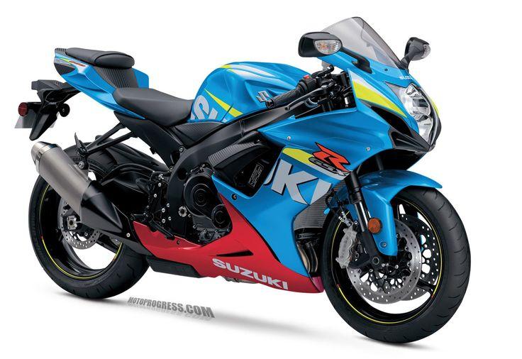 GSX-R 600 2016  http://www.motoprogress.com/