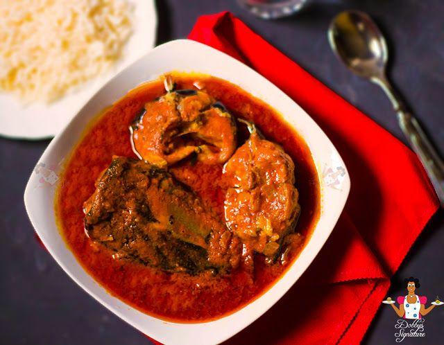 Dobbys Signature: Nigerian food blog | Nigerian food recipes | African food blog: Catfish stew recipe - How to make tasty catfish stew