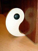 Funktion Design yin yang | Flux - Der Design-Stopper für Fenster und Türen