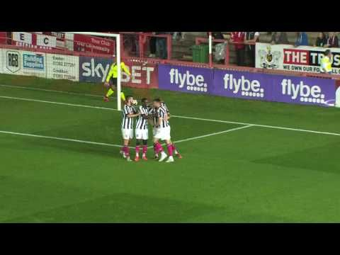 Exeter City FC vs Notts County - http://www.footballreplay.net/football/2016/09/27/exeter-city-fc-vs-notts-county/