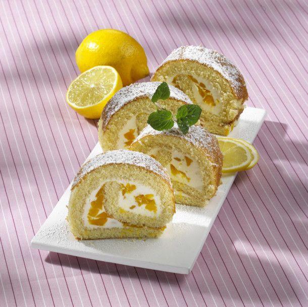Unser beliebtes Rezept für Pfirsich-Zitronen-Biskuitrolle (Diabetiker) und mehr als 55.000 weitere kostenlose Rezepte auf LECKER.de.