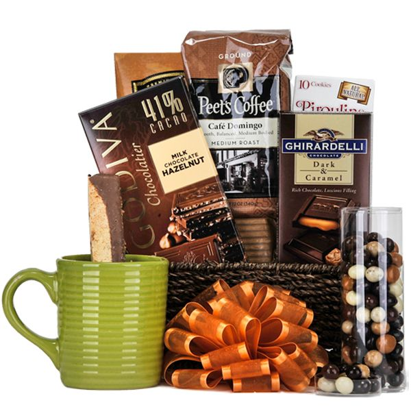 11 Best Images About Coffee Tea Baskets On Pinterest