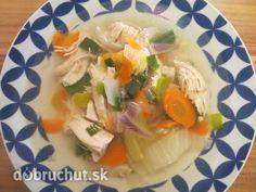 Fotorecept: Kuracia polievka so zeleninou na vietnamský spôsob