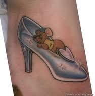 ahh! Love!!! This is what I want as my Cinderella part of my Disney tattoo sleeve!!!!