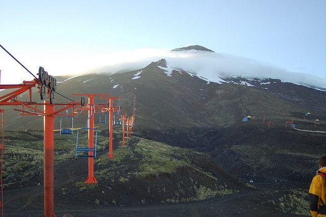 Villarrica Chile   Teleferico, Volcan Villarrica, Pucon Chile   Flickr - Photo Sharing!
