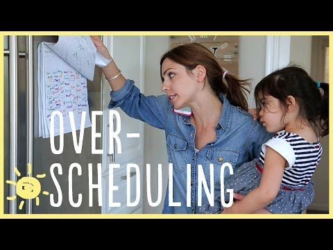 ▶ OVER-SCHEDULING (Funny Motts Ad) - YouTube w/ Elle from What's Up Mom site