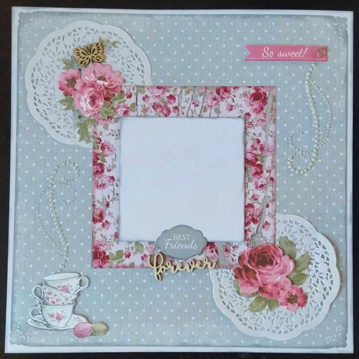 HT page 2 High Tea Collection by Kaisercraft