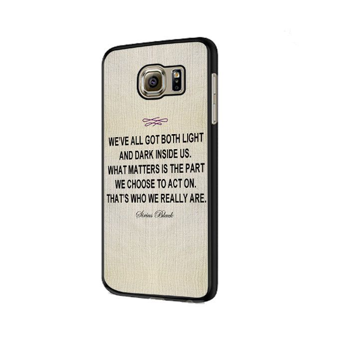 cover samsung s6 harry potter