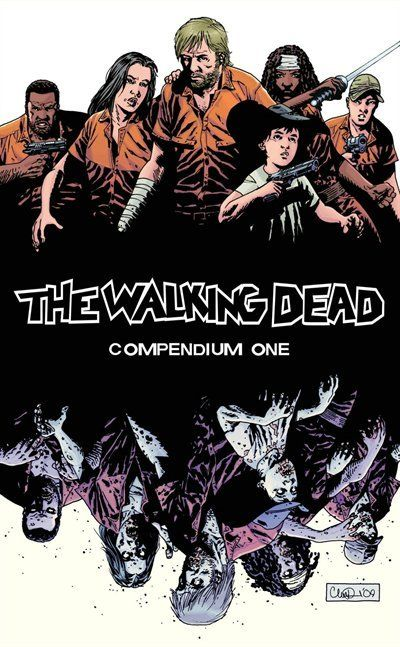 The Walking Dead Compendium Volume 1: Worth Reading, Graphics Novels, The Walks Dead, Books Worth, Comic Books, Walking Dead, Robert Kirkman, Dead Compendium, Walkingdead