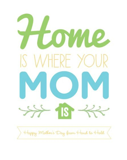 {Printables} Mother's Day in the NICU | Preemie Babies 101