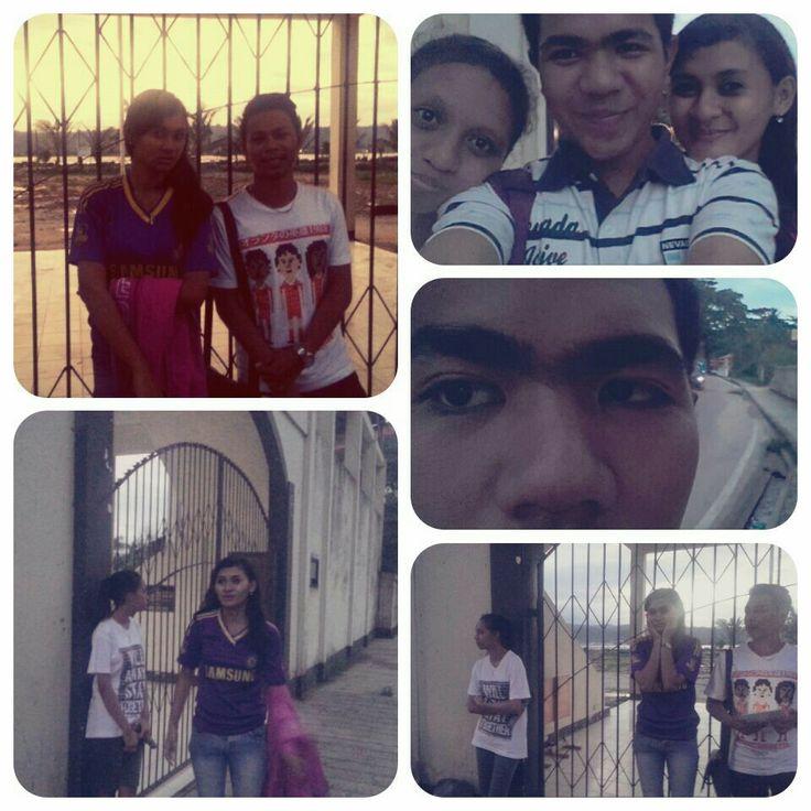 **Bandung, on that twilight.. #halah #friends #friendship #twilight