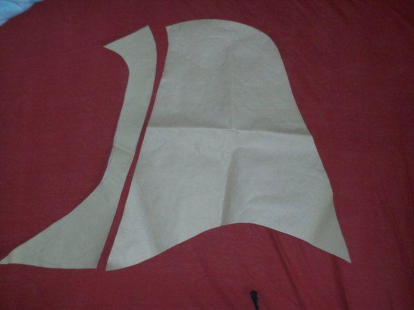 hood pattern by LadyBad.deviantart.com on @deviantART