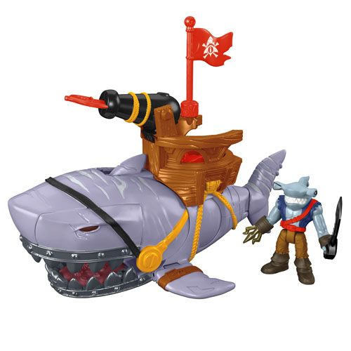 Shark Toy Set : Best images about imaginext pirate on pinterest an