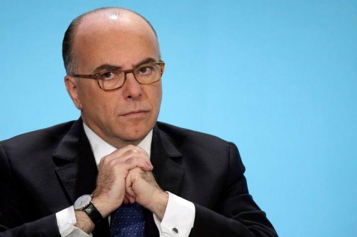Ministro de Interior Bernard Cazeneuve