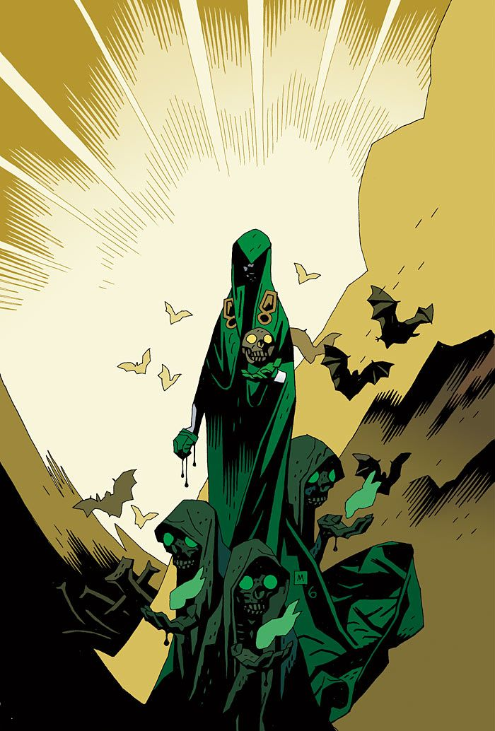 Mike Mignola, Tales of the Unexpected