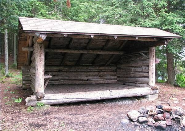 How to Build a Wood Lean-To Shelter
