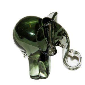 Glass Elephant - Extra Large