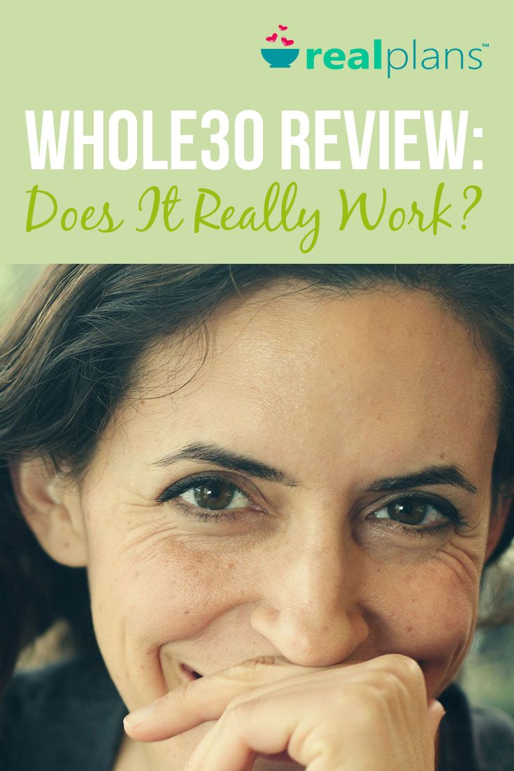 Whole 30 Review: Does It Really Work?