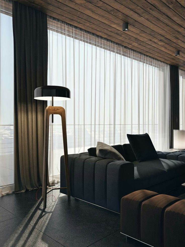 Minimalist Curtains