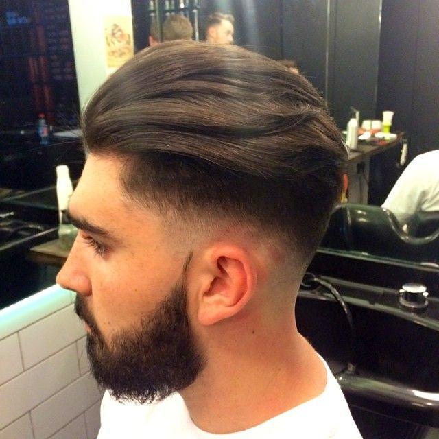 Quicksilver-esque hair (Undercut Fade)