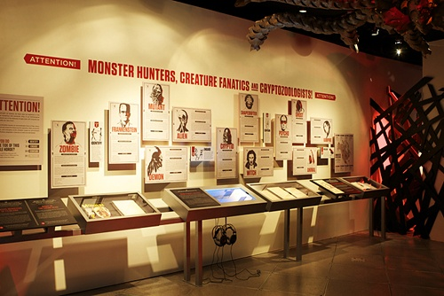 exhibition wall display