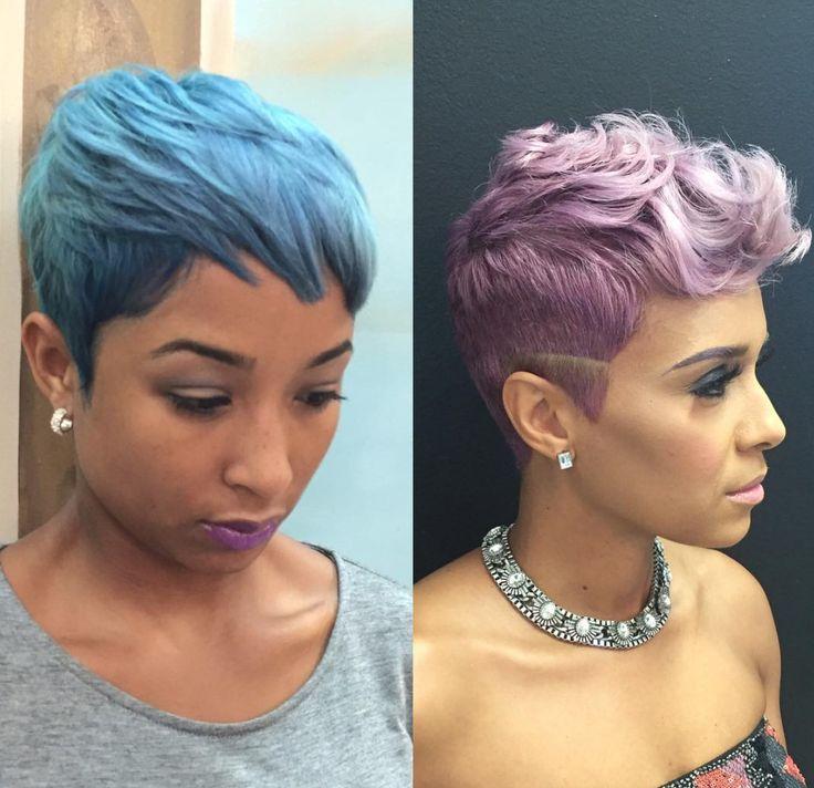Statement colors by @salonchristol - https://blackhairinformation.com/hairstyle-gallery/statement-colors-salonchristol/