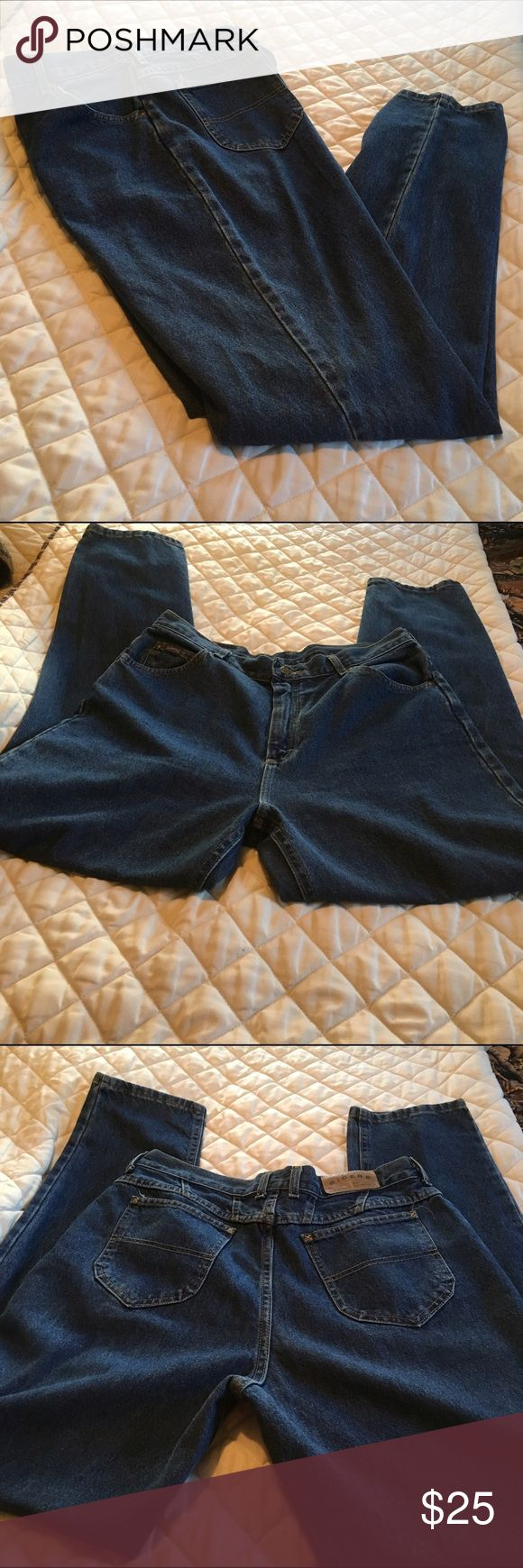 Denim Riders Jeans Women 16L 👖Maybe worn once Denim Riders jeans excellent condition, smoke free home.              Women's 16L Riders Jeans Straight Leg