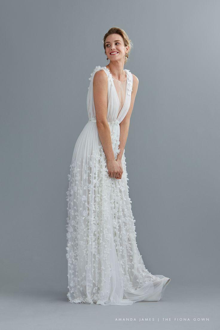 55 best Wedding Dresses & Pantsuits - Amanda James Bridal Collection ...