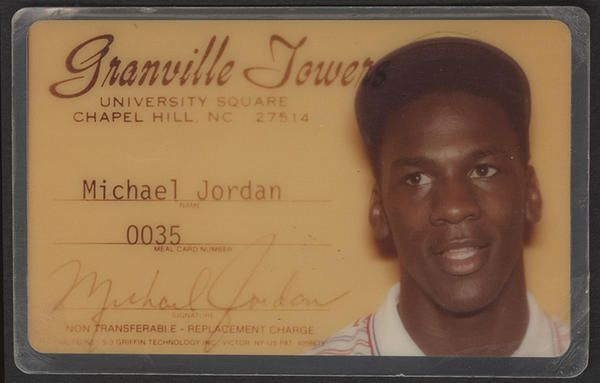 michael jordan _at_unc - Google Search