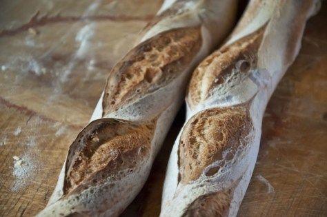 Традиционные французские багеты - Дача-кляча