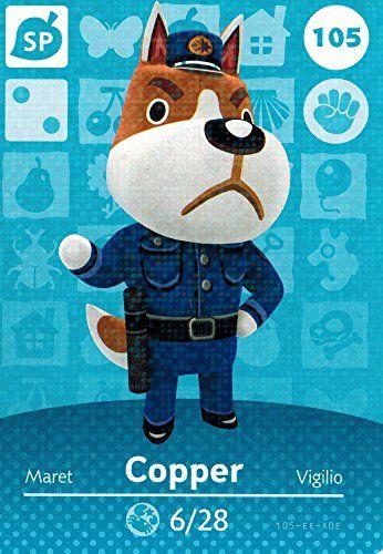 Nintendo Animal Crossing Happy Home Designer Amiibo Card