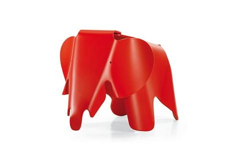 Eames® Elephant - Design Within ReachChairs, Kids Room, Vitra Eames, Eames Elephant, Classic Red, Furniture, Products, Ray Eames, Design