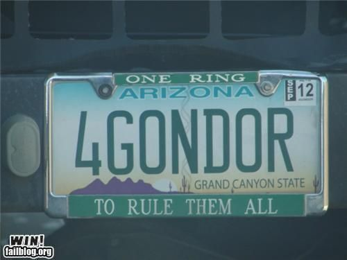 funny license plate sayings - Google Search
