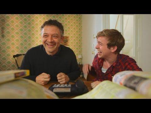 Kazan blijft maar blaffen | VTM Telefoneert | VTM Jonas Van Geel ♥ & Bart Peeters