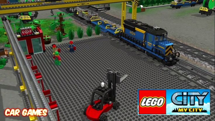 lego train | lego city games | games for kids | videos for children