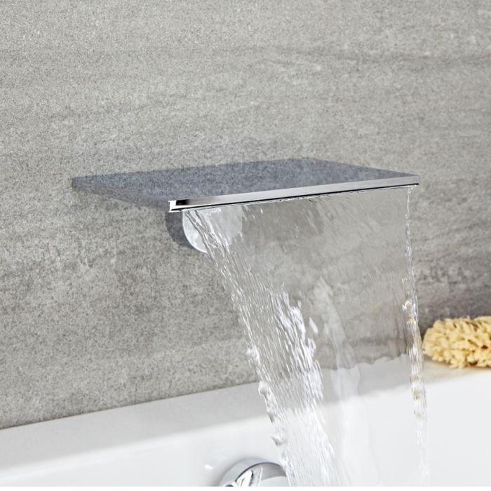bec verseur cascade pour baignoire
