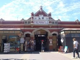 Freemantle Markets...this place was sooo much fun!