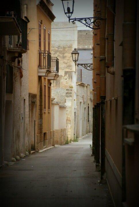 Streetview Marsala Sicily