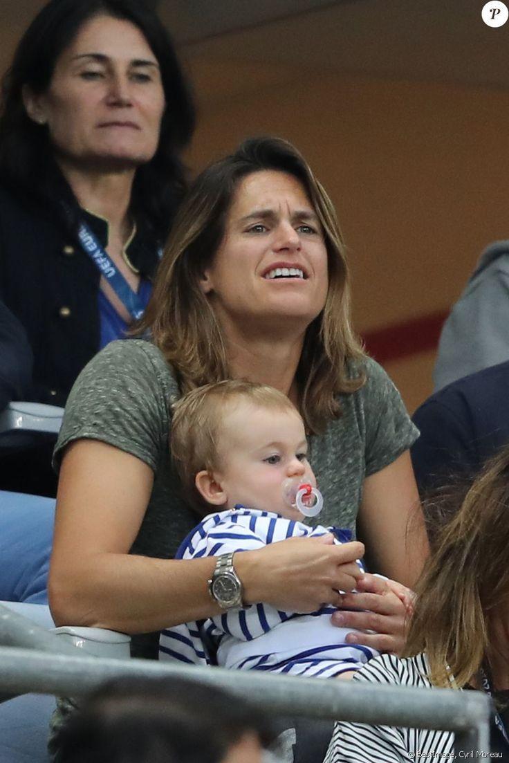 Un deuxi¨me bébé pour Amélie Mauresmo