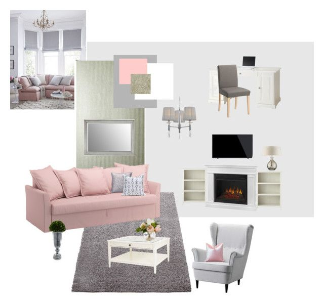 Virág nappali by reka-palyi on Polyvore featuring interior, interiors, interior design, home, home decor, interior decorating, Home Decorators Collection and Smith & Hawken