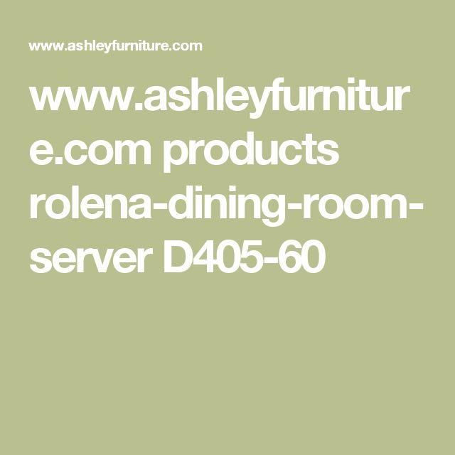 www.ashleyfurniture.com products rolena-dining-room-server D405-60